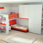 Детская мебель Композиция KS101 от MORETTI COMPACT