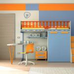 Детская мебель Композиция KS102 от MORETTI COMPACT