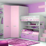 Детская мебель Композиция KS103 от MORETTI COMPACT