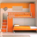 Детская мебель Композиция KS105 от MORETTI COMPACT