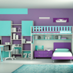 Детская мебель Композиция KS107 от MORETTI COMPACT