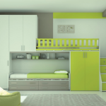 Детская мебель Композиция KS108 от MORETTI COMPACT