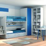 Детская мебель Композиция KS109 от MORETTI COMPACT