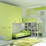 Детская мебель Композиция KS110 от MORETTI COMPACT