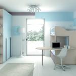 Детская мебель Композиция KS111 от MORETTI COMPACT
