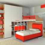Детская мебель Композиция KS112 от MORETTI COMPACT