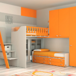 Детская мебель Композиция KS114 от MORETTI COMPACT
