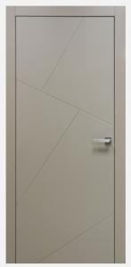 Двери шпонированные Сканди 5 от Вист