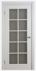 Двери шпонированные Соленто 4 от Вист
