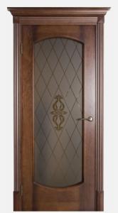 Двери шпонированные Ветро от Вист