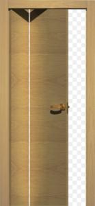 Двери шпонированные Дверь книжка Classic 21 от Мебель Массив