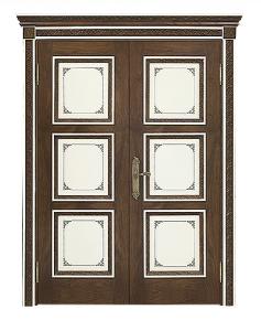 Двери шпонированные Ницца (дверной блок) от RuLes