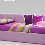 Детская мебель Кровать WL 066-708 от MORETTI COMPACT