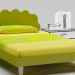 Детская мебель Кровать WL075-498 от MORETTI COMPACT