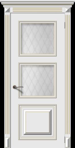 Двери МДФ Багет 1 от DEMFA