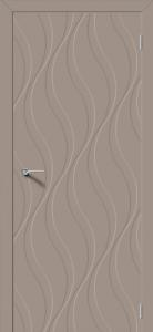 Двери МДФ Волна 2 от DEMFA