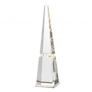 Настольные лампы Настольная лампа  Bari crystal от EICHHOLTZ