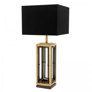 Настольные лампы Настольная лампа   Blackrock от EICHHOLTZ