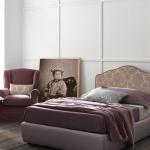 Кровати Кровать  Dafne от BOLZAN