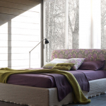 Кровати Кровать  Gold Chic от BOLZAN