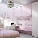 Детская мебель Композиция KP203 от MORETTI COMPACT