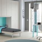 Детская мебель Композиция KP206 от MORETTI COMPACT
