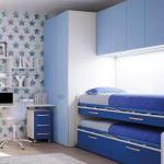 Детская мебель Композиция KP209 от MORETTI COMPACT