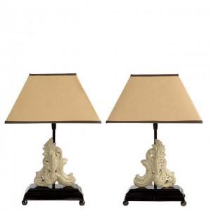 Настольные лампы Настольная лампа Belgrave set of 2 от EICHHOLTZ