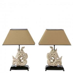 Настольные лампы Настольная лампа Belgrave set of 2 1 от EICHHOLTZ
