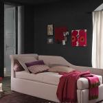 Кровати Кровать  Perla от BOLZAN