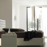 Кровати Кровать  Poissy от BOLZAN