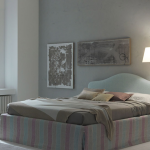 Кровати Кровать  Vanity от BOLZAN