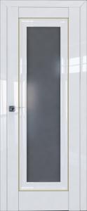 Двери экошпон 24L БЕЛЫЙ ЛЮКС от Топ-Комплект