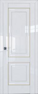 Двери экошпон 27L БЕЛЫЙ ЛЮКС от Топ-Комплект