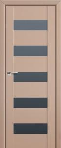 Двери экошпон 29U КАПУЧИНО САТИНАТ от Топ-Комплект