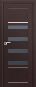 Двери экошпон 32U ТЕМНО-КОРИЧНЕВЫЙ от Топ-Комплект
