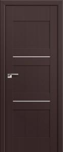 Двери экошпон 34U ЧЕРНЫЙ МАТОВЫЙ от Топ-Комплект