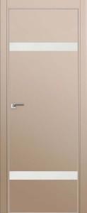 Двери экошпон 3E КАПУЧИНО САТИНАТ от Топ-Комплект
