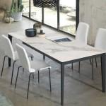 Столы Leonardo T77 от Friulsedie