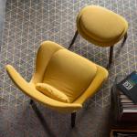 Кресла Lazy CS/3373W 1310, CS/3373M 1310, CS/3373C 1310 от Calligaris