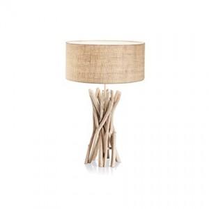 Освещение Настольная лампа DRIFTWOOD TL1 от IDEAL-LUX