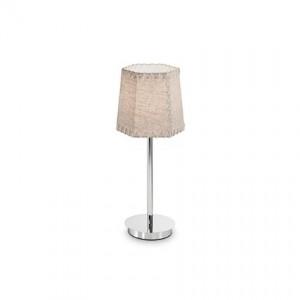 Освещение Настольная лампа LACCI TL1 BEIGE, GRIGIO от IDEAL-LUX