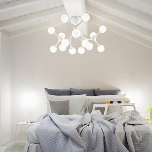 Освещение Светильник потолочный  NODINO PL15 BIANCO от IDEAL-LUX