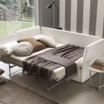 Кровати Кровать  Biba от BOLZAN