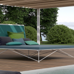 Кровати Кровать  Tulip Pool от BOLZAN