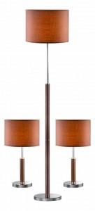 Освещение Набор из 2 настольных ламп и 1 торшера Super-set 1427-SET от FAVOURITE