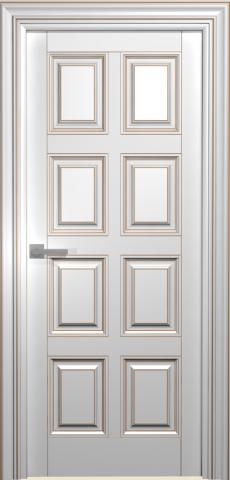 Двери шпонированные Палермо 10 от Мебель Массив