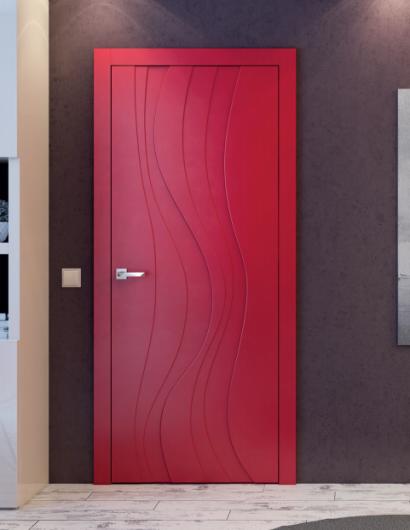 Двери шпонированные Colore Design 1195 от Мебель Массив