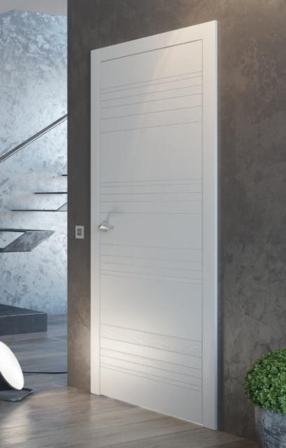 Двери шпонированные Forma 50 от Мебель Массив
