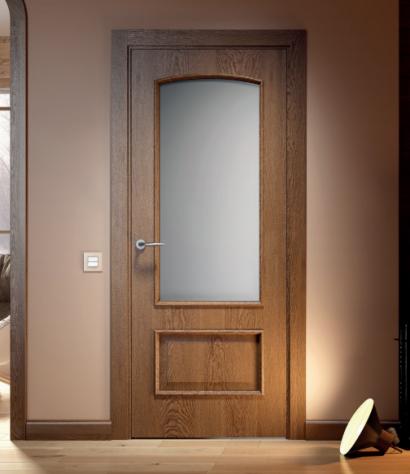 Двери шпонированные Noce 608 от Мебель Массив